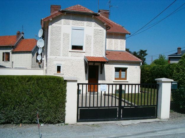 photo de maison a vendre