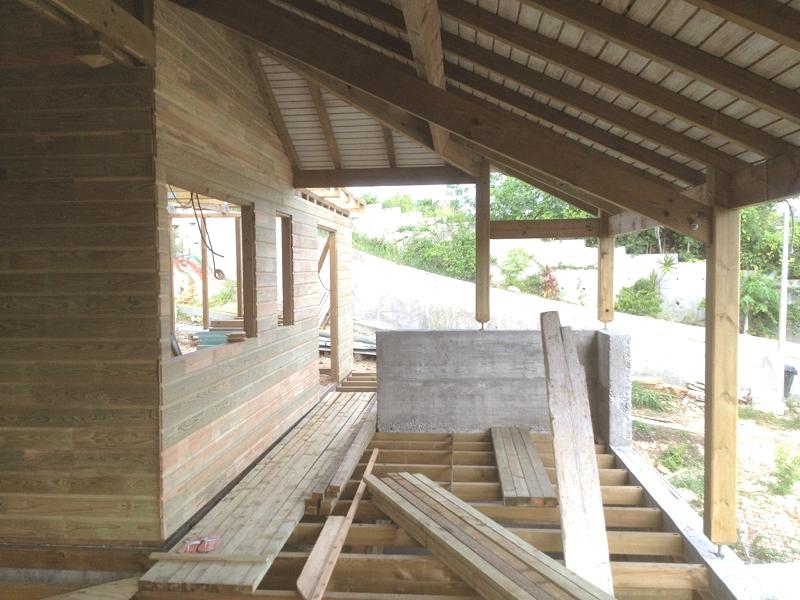 Construction maison kit bois guadeloupe for Construction maison en kit bois