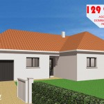 photo maison neuve en construction