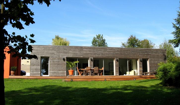 Photo petite maison d architecte - Petite maison architecte ...