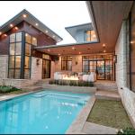 photos de maisons modernes neuves