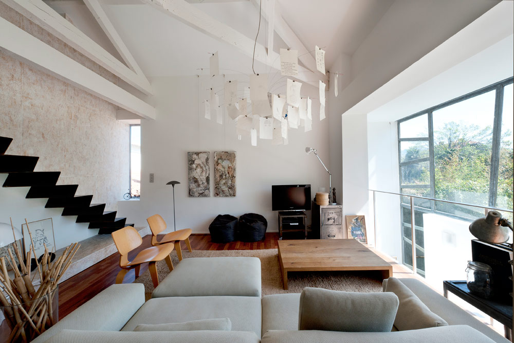 Interieur Maison D Architecte 9