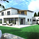 photos maisons contemporaines bretagne