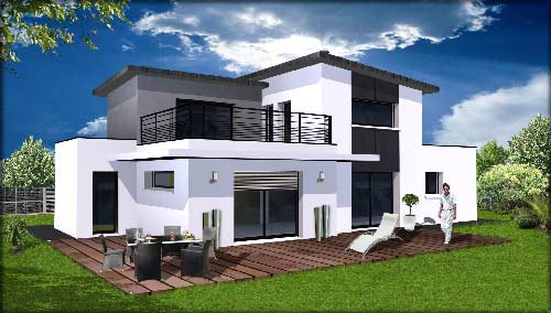 Awesome Photos Maisons Contemporaines Pictures Amazing House