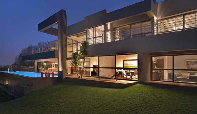 Inspiration maison design contemporaine - Maison disigne ...