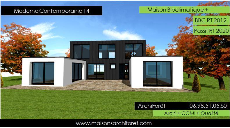 Design toit plat 2014 - Maison disigne ...