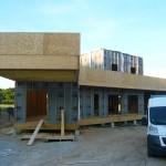 maison en kit toit plat