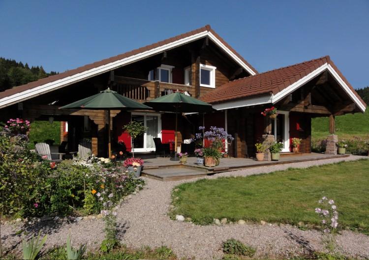 Maison kit bois de r ve for Reve maison
