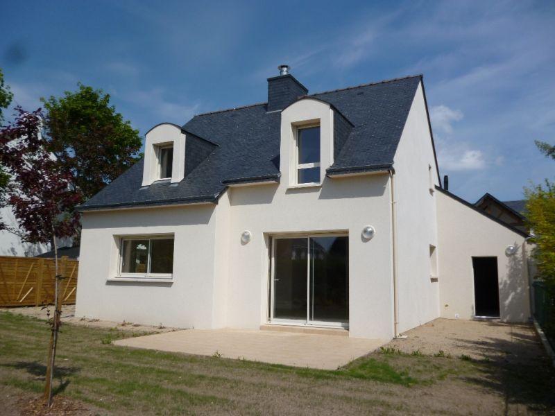 Maison neuve contemporaine for Jolie maison moderne