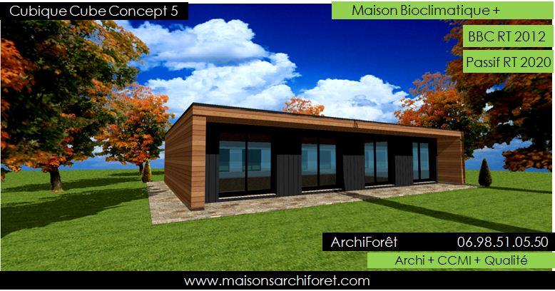 photo de maison de star d'architecte toit plat