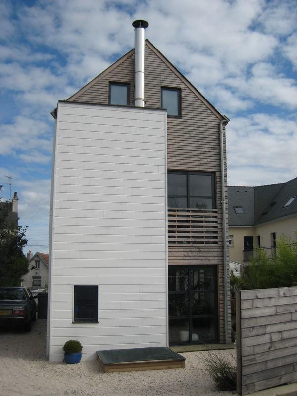 photo de maison de ville moderne - Maison Moderne Ville