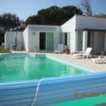 photo de maison des iles avec piscine