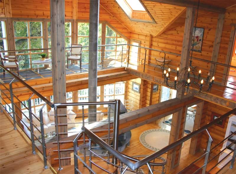 De maison en bois 4 for Photo maison en bois
