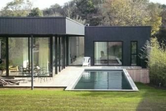 maison architecte neuve