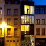 maison de ville moderne