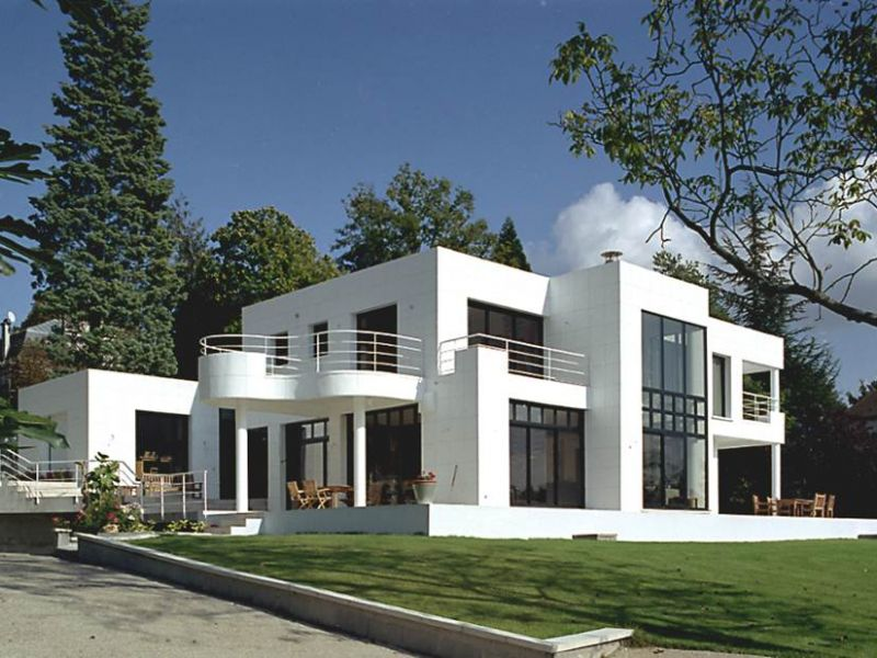 Maison des iles d architecte for Belle maison moderne architecte