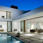 maison design avec piscine