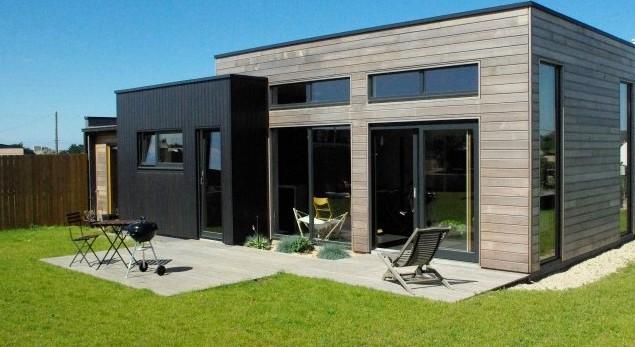 Maison en bois de r ve achat for Achat maison bois