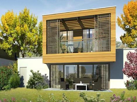 Neuve d architecte achat for Achat maison neuve 14