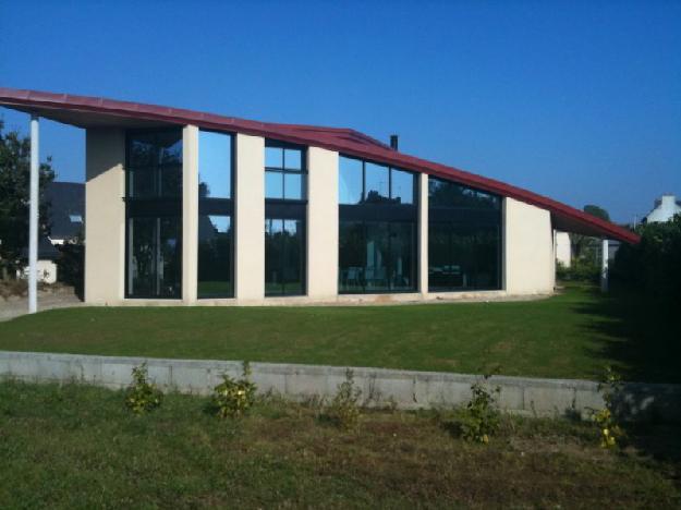 Maison neuve d architecte for Inspiration maison