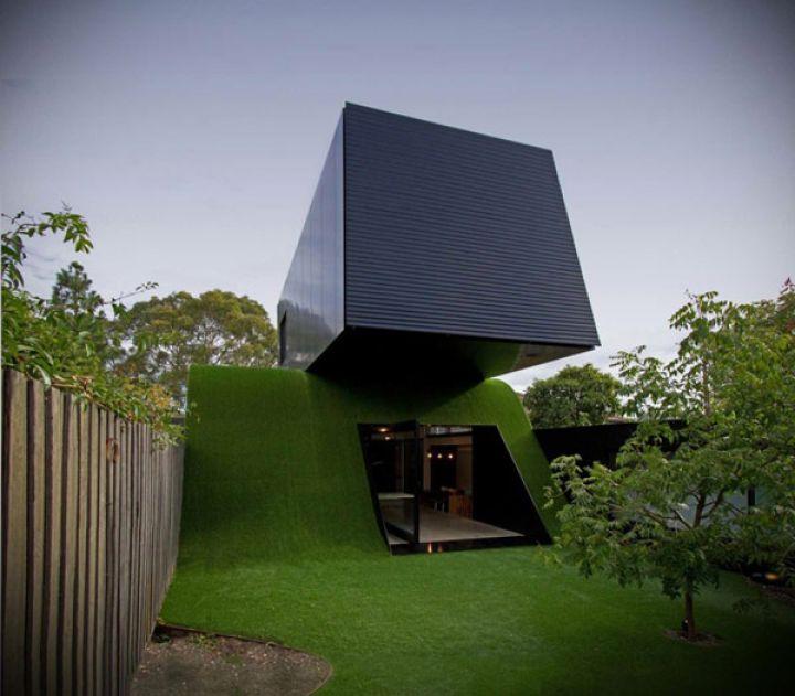 Très inspiration maison originale moderne RL38