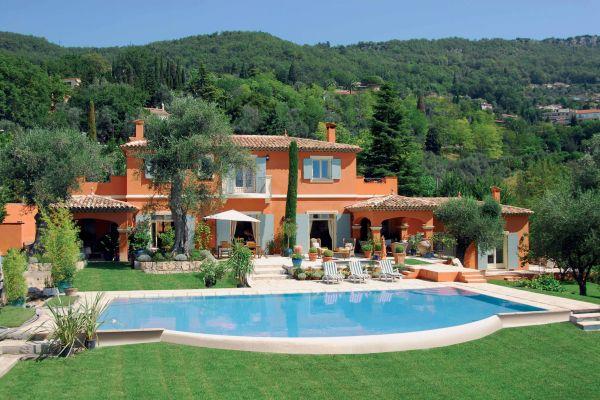 Belle maison provencale - Maisons provencales photos ...