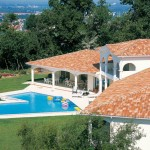 maison provencale contemporaine