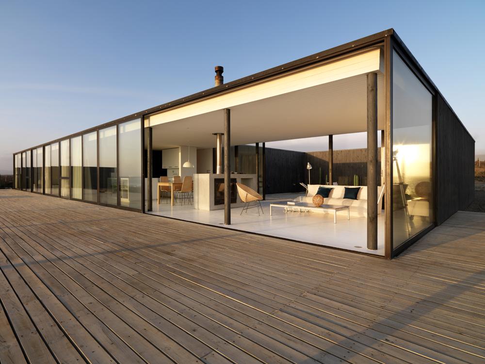 Photo de maison d architecte - Architecture maison simple ...