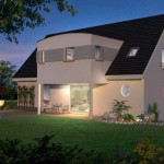 photo de maison d'architecte