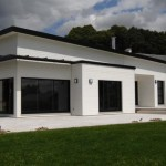 photo de maison design d'architecte
