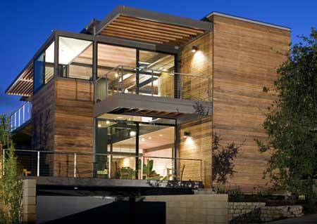 Photo de maison design d architecte - Maison d architecte delin arkitektkontor ...
