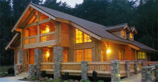 De maison kit bois de r ve construction for Construction maison en kit bois
