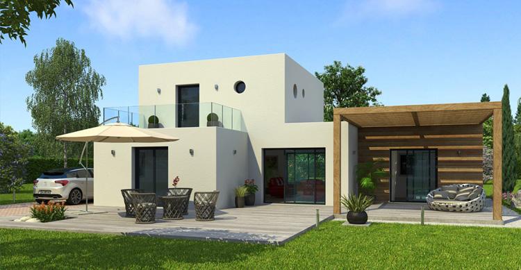 photo de maison kit bois de r ve. Black Bedroom Furniture Sets. Home Design Ideas