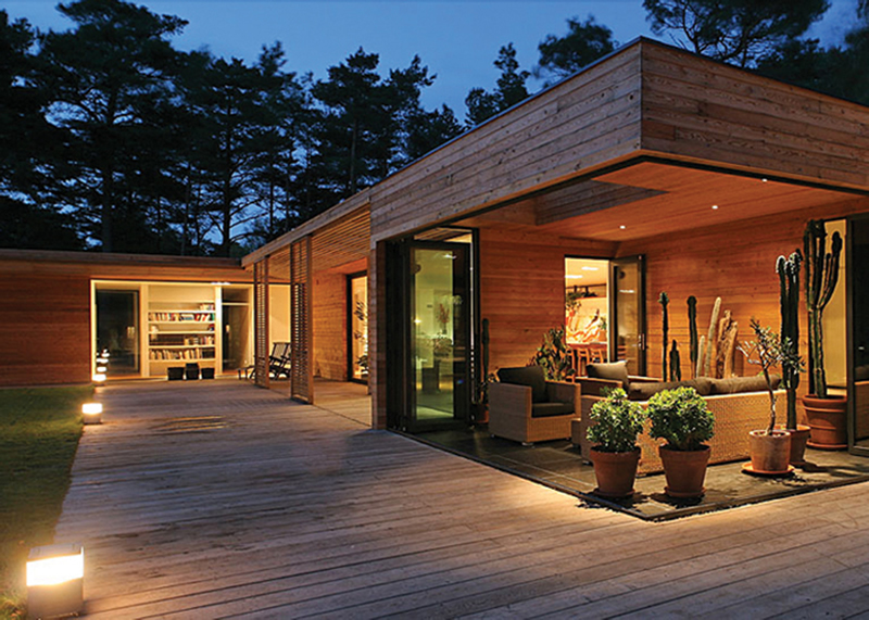 Pin maison en kit pas cher container conteneur house up on for Conteneur maison bois