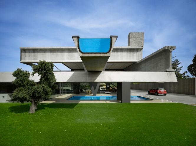 Maison design - Belle architecture maison ...