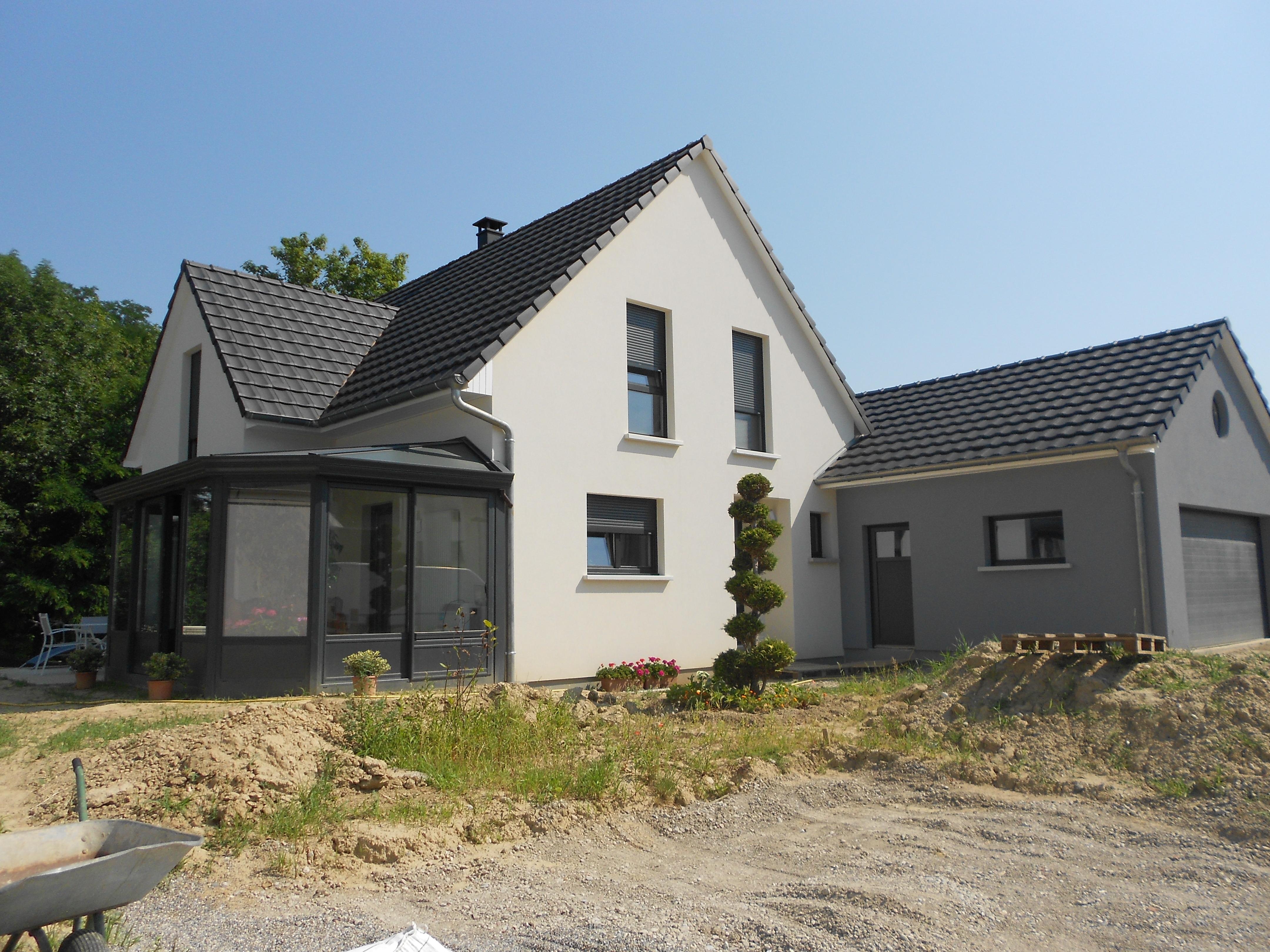 Maison neuve for Prix m2 maison neuve rt 2012
