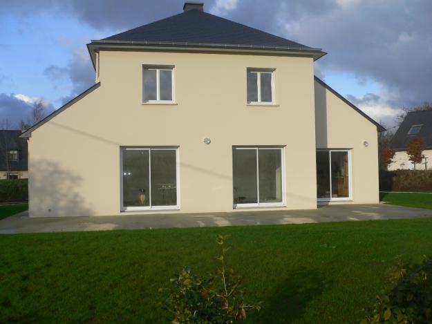 Maison neuve et maison for Immobilier maison neuve