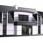 maison originale contemporaine