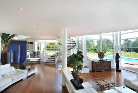 Maison originale d architecte for Belle maison moderne architecte