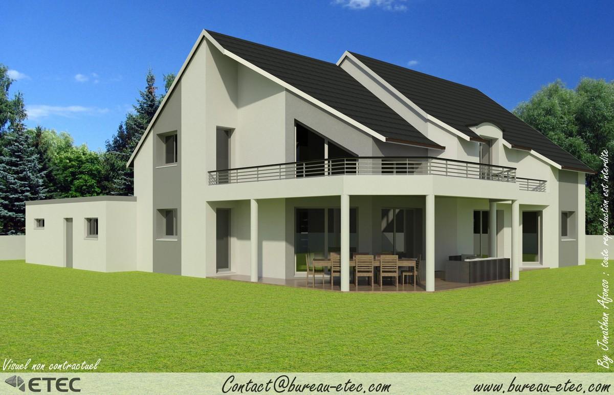photo de maison. Black Bedroom Furniture Sets. Home Design Ideas