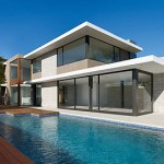 photo de maison design contemporaine