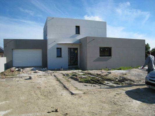 De maison design toit plat 2014 for Maison toit plat design