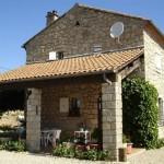 photo de maison en pierre