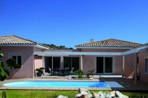 De maison neuve contemporaine construction for Maison neuve originale