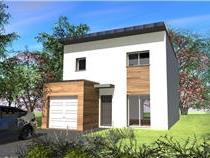 De maison neuve moderne achat for Achat maison neuve 14