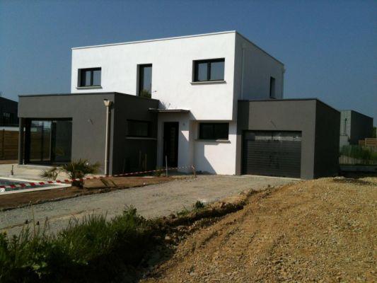 De maison toit plat 2014 for Maison toit plat en l