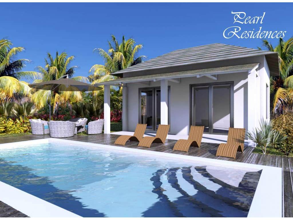 Maison des iles avec piscine for Inspiration maison