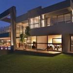 maison design moderne toit plat