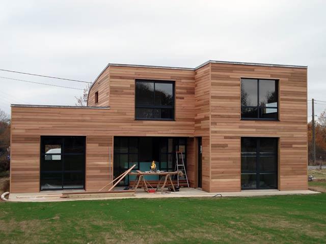 En bois achat for Achat maison en bois