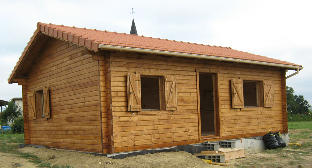 En bois 2014 for Maisons scandinaves en bois